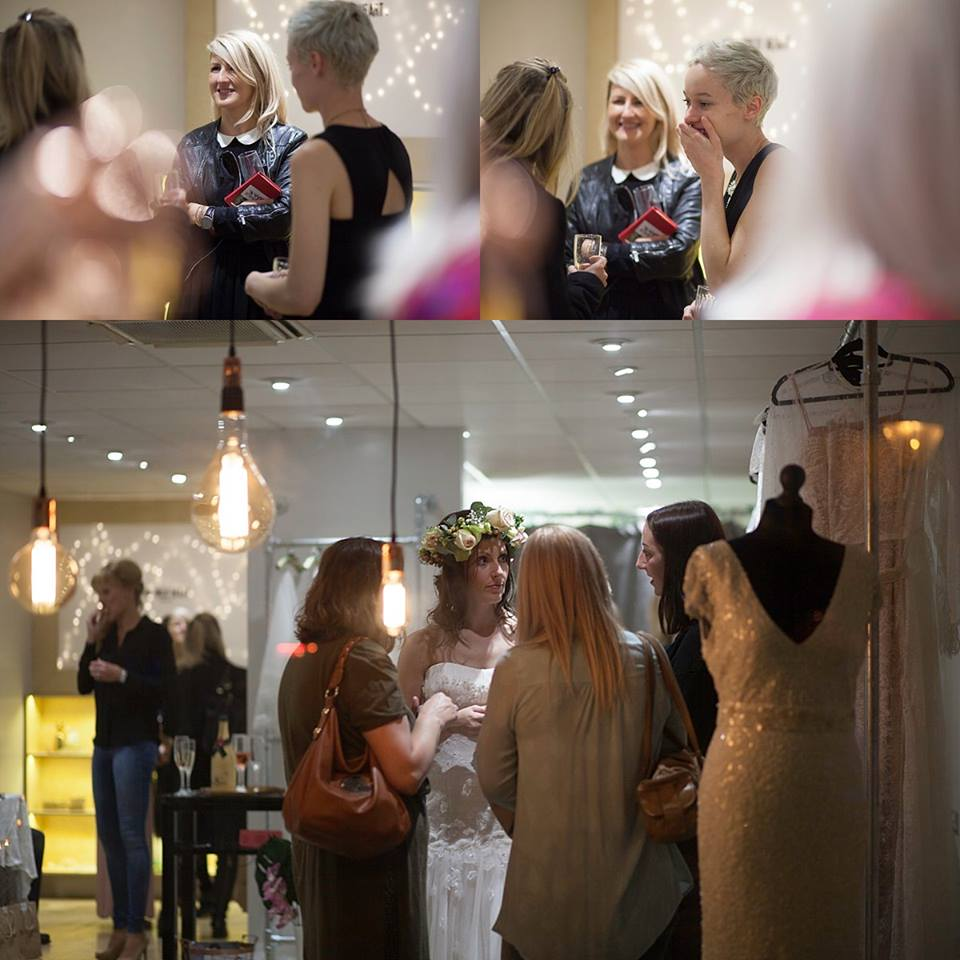 Wild Heart Bridal opening